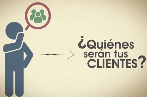 Startups Segmentos de clientes Lienzo